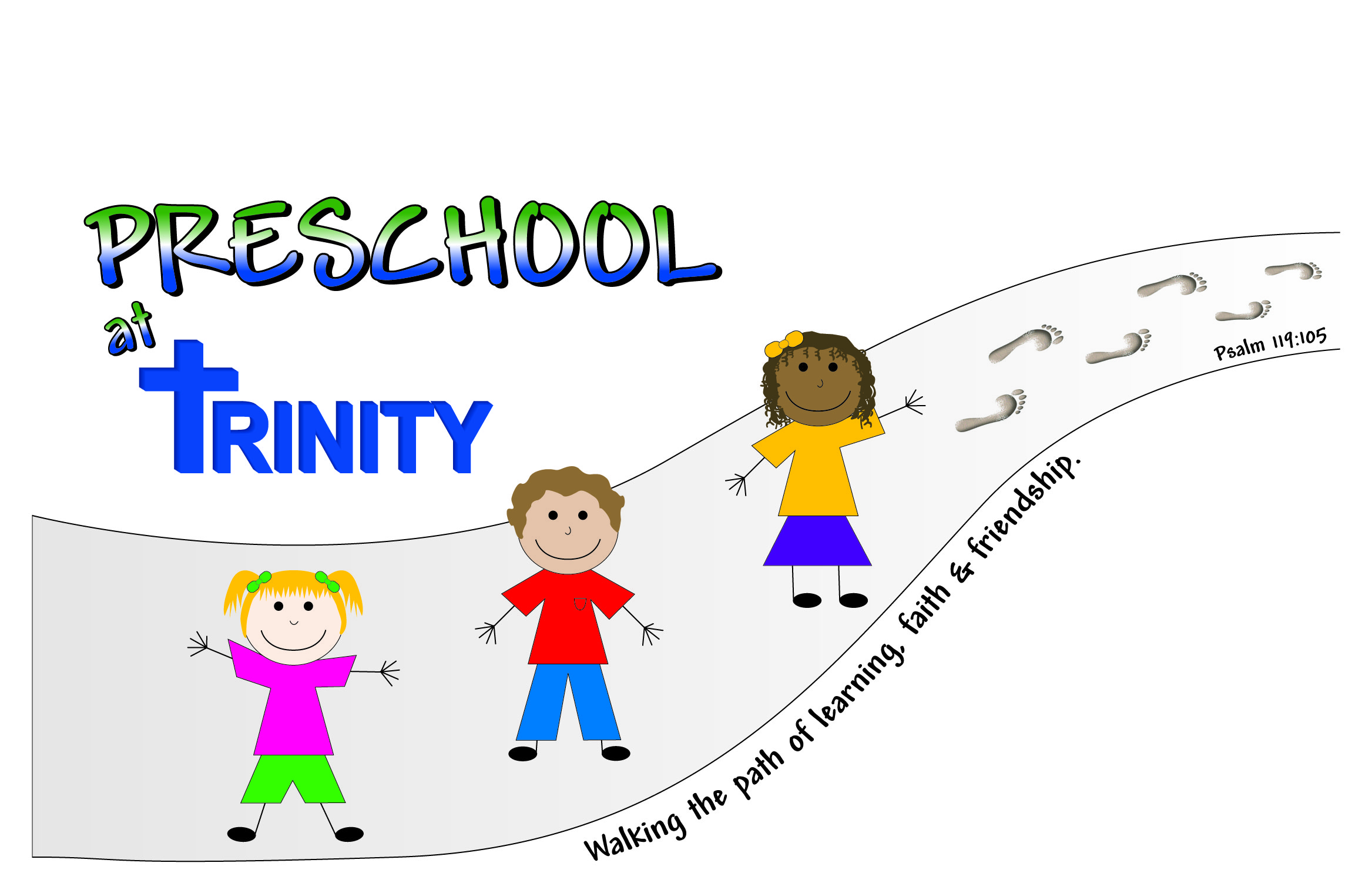 Preschool at Trinity Logo