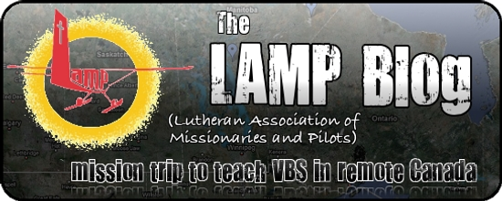 LAMP Blog