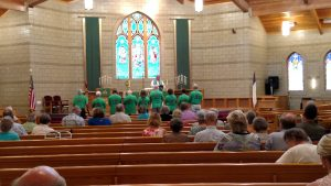 LAMP Commissioning - July 10, 2016