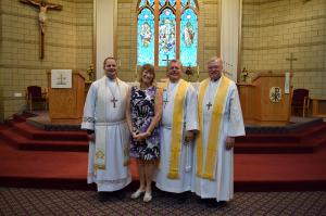 3 Pastors and Diane