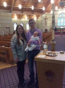 Andrew Thomas Krog Baptism 1.14.18