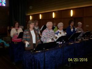 Bell Choir 2016